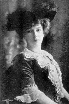 """Cecile chaminade"". Lizenziert unter Public domain über Wikimedia Commons."
