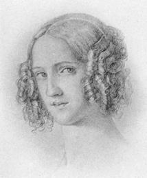 """""""Josephine Caroline Lang"""" von Unbekannt - Scan eines Privatfotos im genealogischen Archiv Hans-Thorald Michaelis sowie in: """"Musik und Gender im Internet"""": http://mugi.hfmt-hamburg.de/grundseite/grundseite.php?id=lang1815. Lizenziert unter GFDL über Wikimedia Commons."""